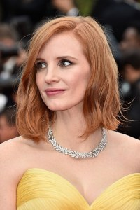 Le carré long de Jessica Chastain