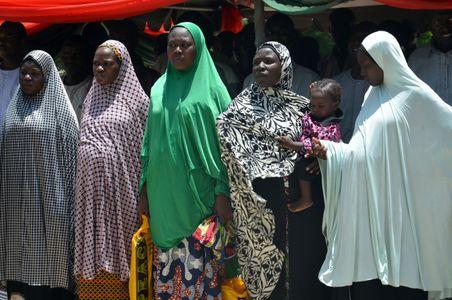Des anciennes détenues de Giwa libérées