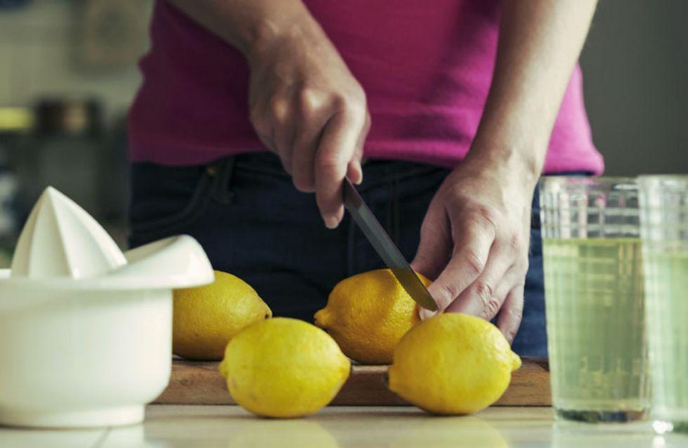 Abnehmwunder Zitronendiät: Macht sauer nicht nur lustig sondern auch schlank?