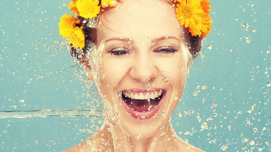 Frescura boa! 7 maneiras de usar água termal