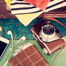 8 coisas que você sempre deve levar em uma viagem