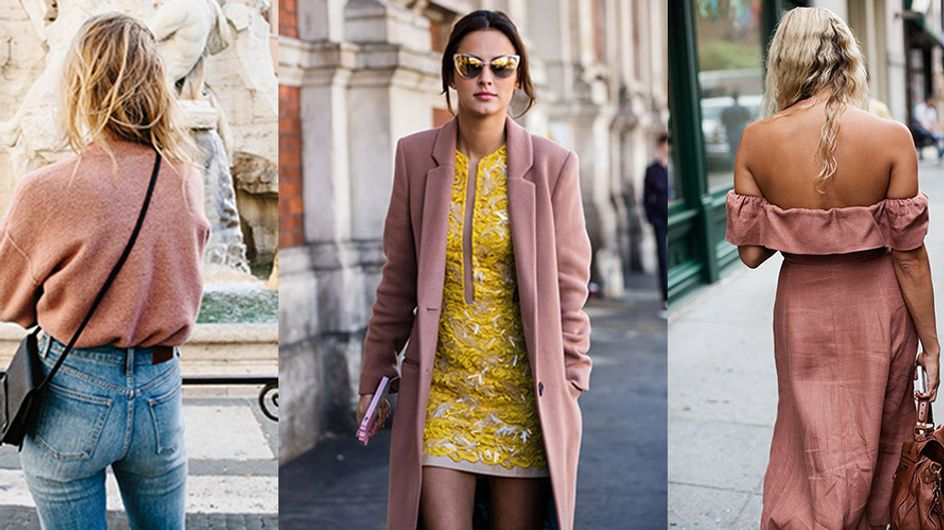 Blush pink, sua nova cor favorita para vestir