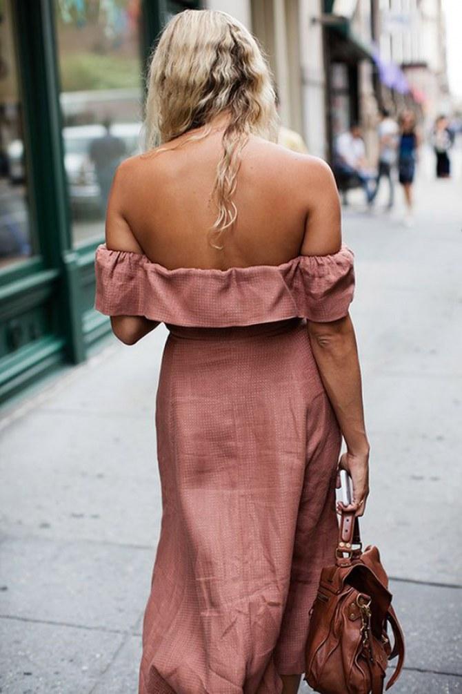 blush pink fashion