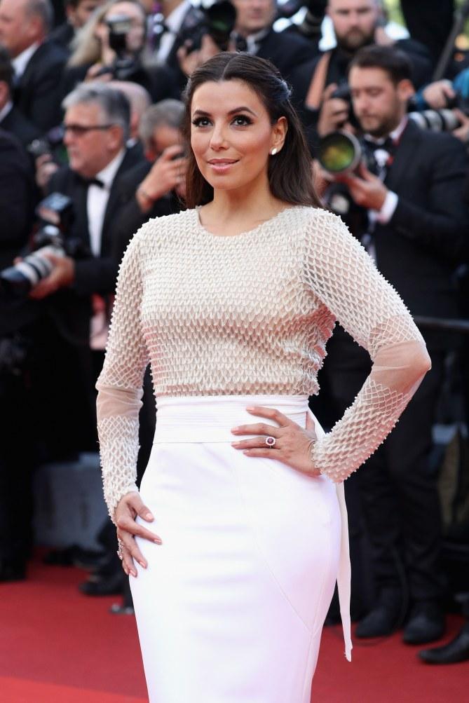 Eva Longoria le 11 mai 2016 à Cannes