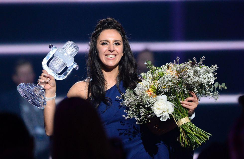L'histoire bouleversante qui se cache derrière la chanson de la gagnante de l'Eurovision