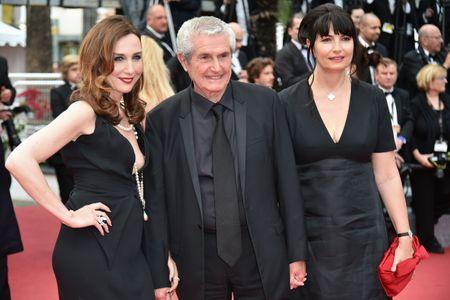 Elsa Zylberstein a eu un problème de robe à Cannes
