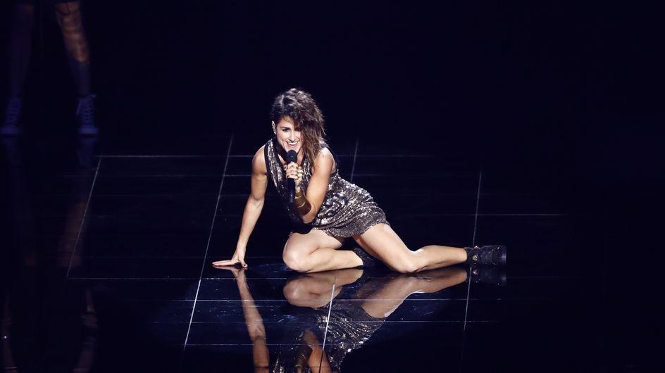 Barei se desmorona en Eurovisión con un puesto 22
