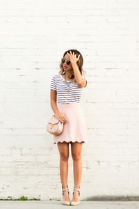 Maglie a righe: come abbinarle per un perfetto look marinaro