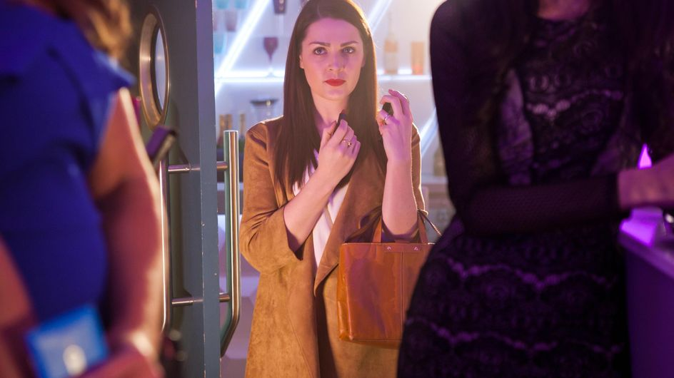 Hollyoaks 23/5 - Sienna is feeling pressured when Ben wants to try for a baby