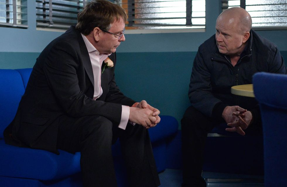 Eastenders 26/5 - Ian struggles to come to terms with what's happened