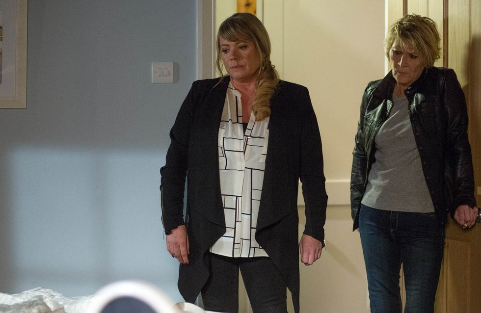 Eastenders 27/5 - Roxy is keen to make a fresh start