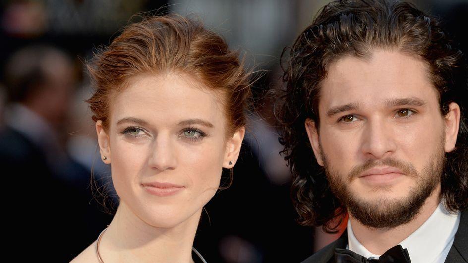 Jon Snow innamoratissimo della sua Ygritte anche nella vita reale, e tutto il mondo è in estasi!