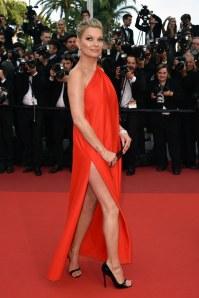 Kate Moss le 16 mai 2016 à Cannes