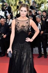 Mischa Barton au Festival de Cannes 2016