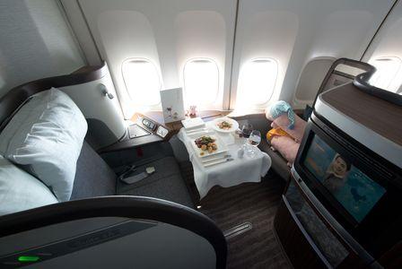 Volar en jet privado