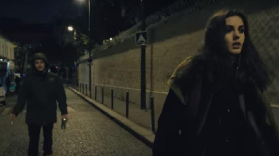 Un court-métrage nous plonge dans l'angoisse du harcèlement de rue (Vidéo)