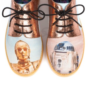 Star Wars e Irregular Choice