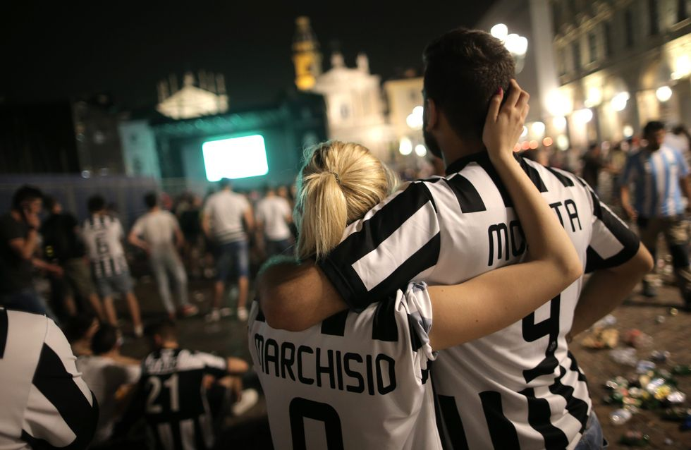 Attention, sexe et football seraient incompatibles