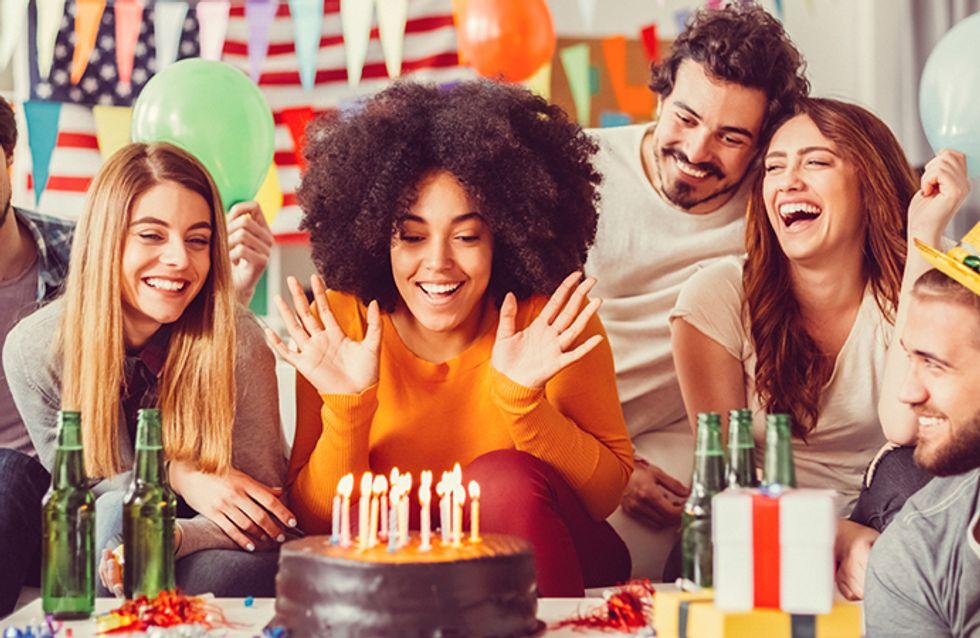 Coisas que só quem ama fazer aniversário entende