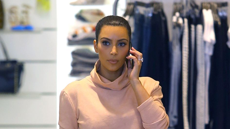 Kim Kardashian es la mujer más rompedora de internet: su instagram lo demuestra