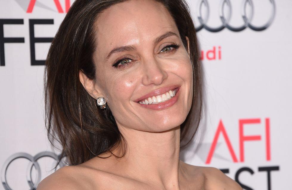Angelina Jolie plus engagée auprès des réfugiés et anti-Trump que jamais