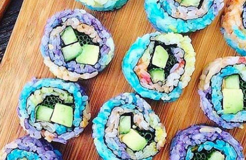Rainbow food, la comida como nunca antes la habías visto