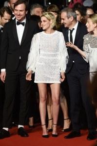 Kristen Stewart, le 17 mai au Festival de Cannes 2016