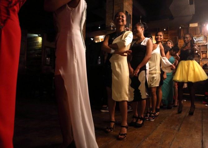 LIBAN : Des domestiques devenues mannequins le temps d'une nuit