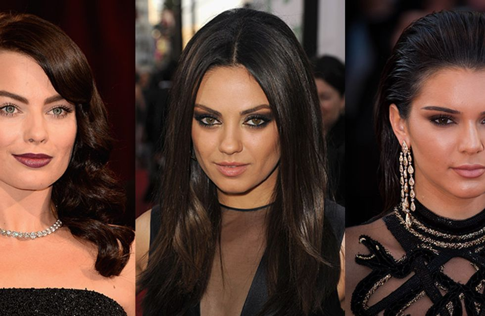50 Flawless Hairstyle Ideas From Our Favourite Brunette Celebrities
