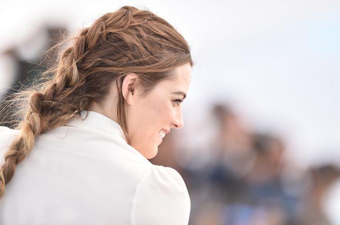 Riley Keough le 16 mai 2016 à Cannes