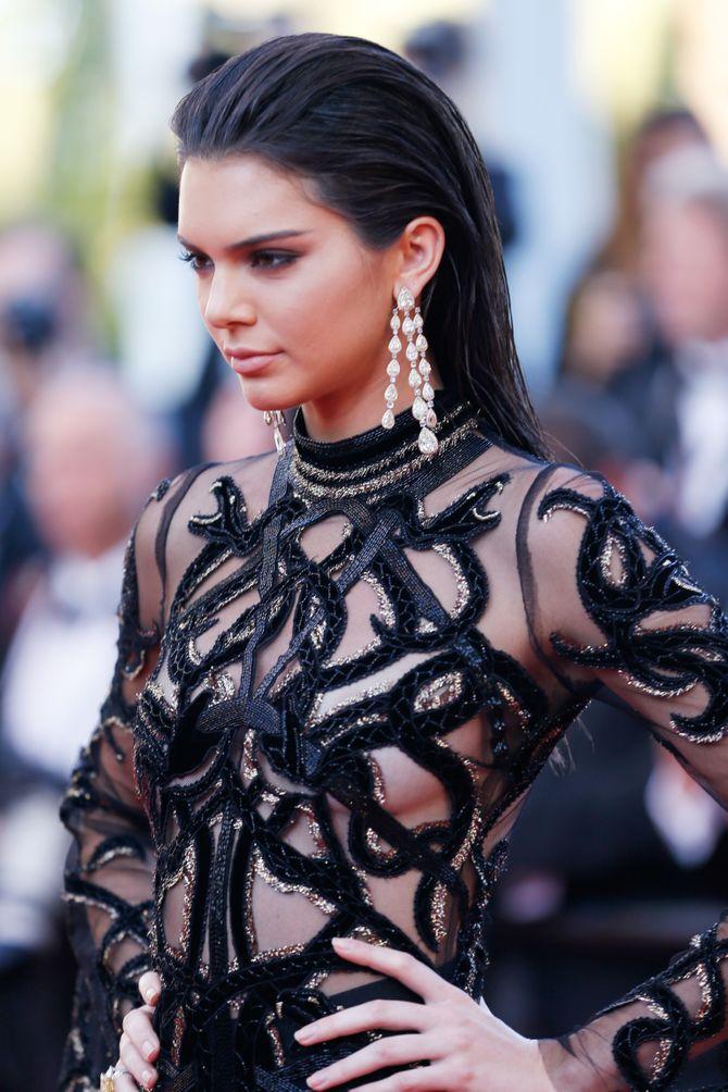 Kendal Jenner le 15 mai 2016 à Cannes