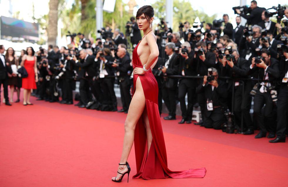 Plus sexy que Bella Hadid à Cannes, tu meurs (Photos)