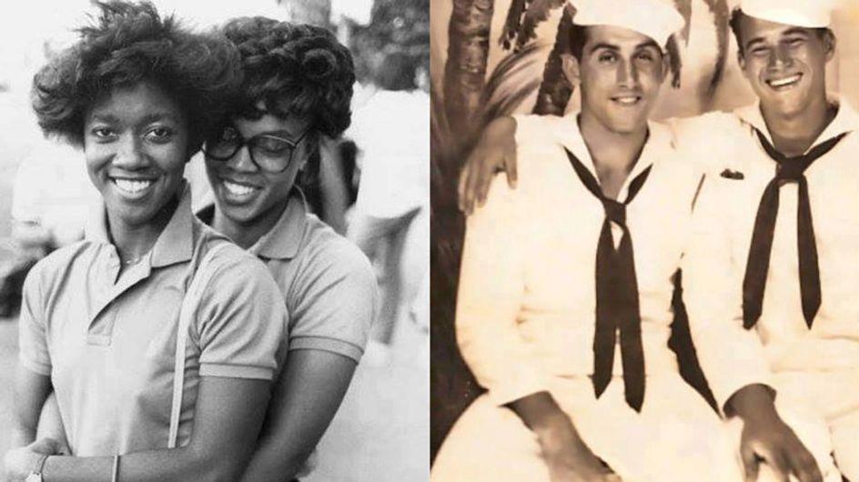 30 geniales imágenes históricas que demuestran que el amor homosexual siempre ha existido