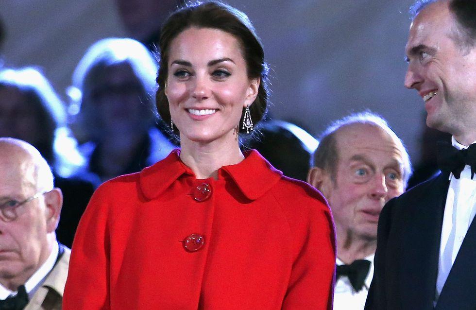 Oui, on peut s'offrir la même veste que Kate sans se ruiner