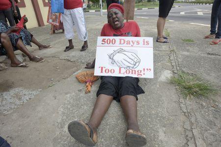 276 jeunes filles enlevées par Boko Haram