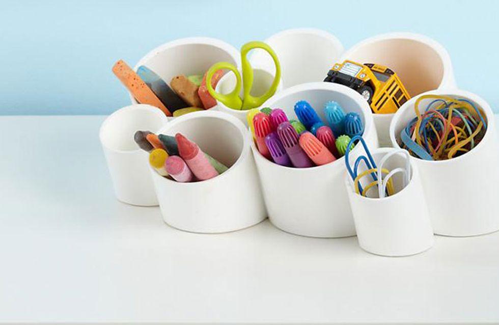 25 ideas para transformar tubos de PVC en objetos útiles y creativos