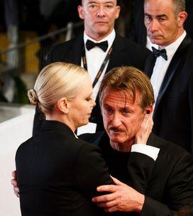 Charlize Theron et Sean Penn se réconcilient sur le tapis rouge (Photos)