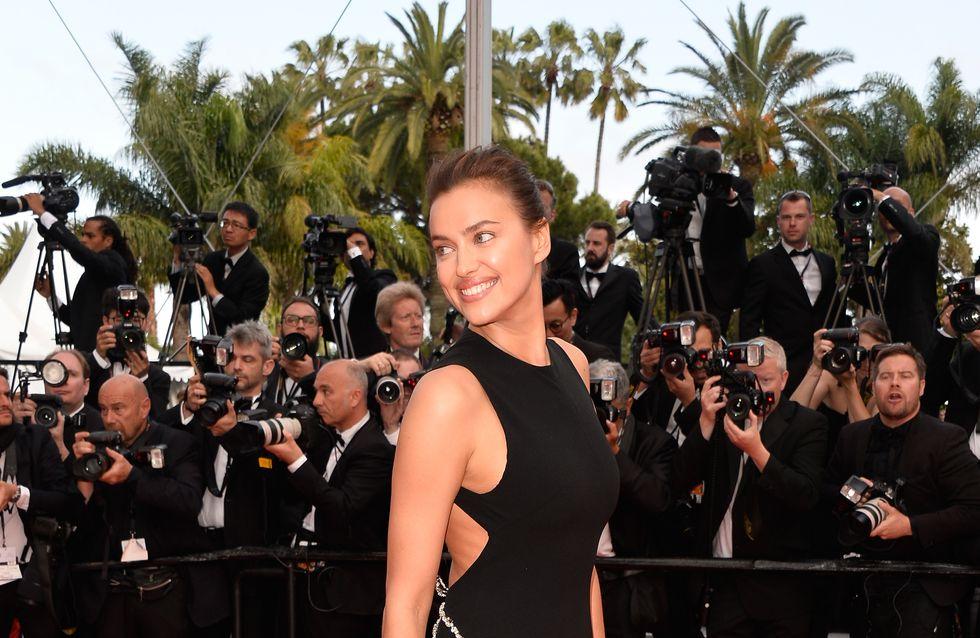 Irina Shayk : un Festival de Cannes 2016 placé sous le signe de la beauté naturelle (Photos)