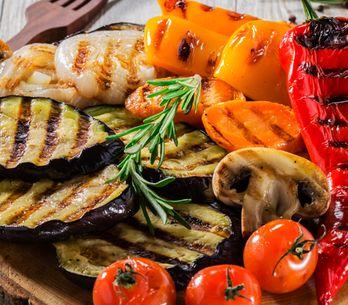 Recetas para preparar una barbacoa vegetariana que te deje sin palabras