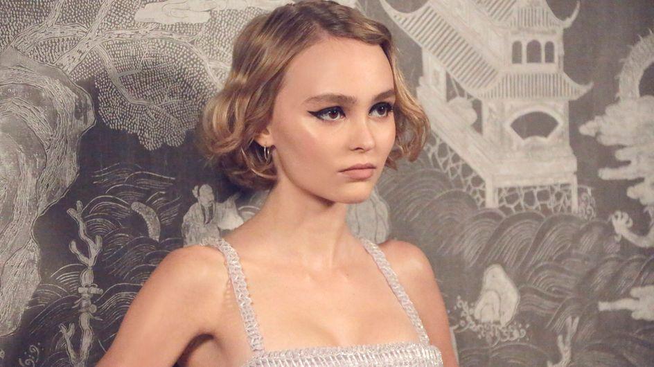 Lily-Rose Depp, de nouveau égérie pour Chanel