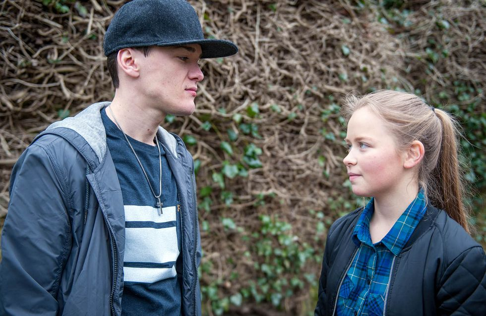Emmerdale 31/5 - Liv hatches a plan to get at Robert
