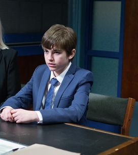 Eastenders 31/5 - The Beales wait to hear if Bobby will be charged