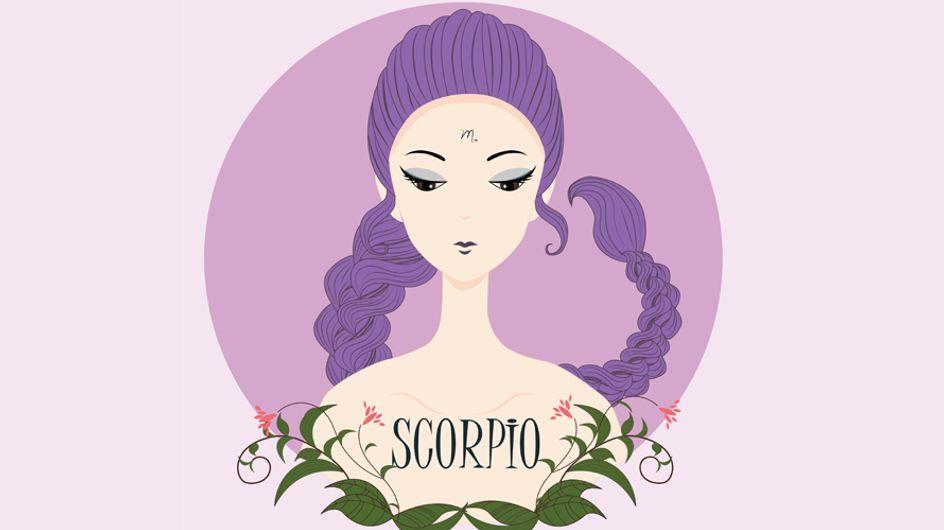 Horóscopo semanal de Escorpio