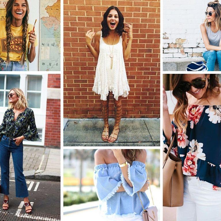 Les tendances mode stars de l\u0027été selon Pinterest sont.