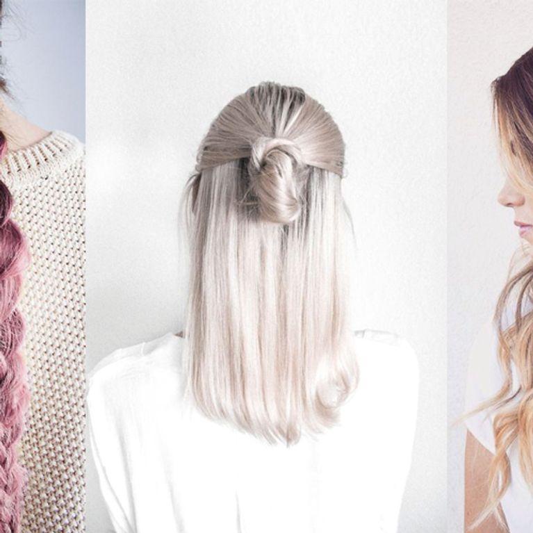 Haarfarben Trend 2016 Das Sind Die Looks Fur Den Sommer