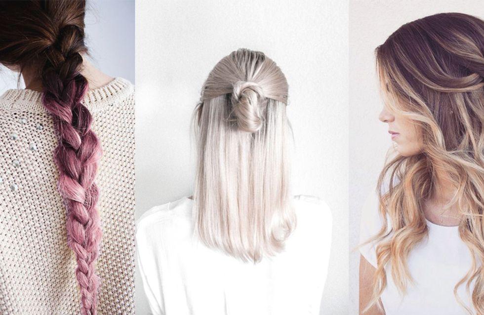 Haarfarben Trend 2016 Das Sind Die Looks Für Den Sommer