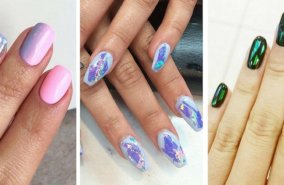 Les Glass Nails, notre craquage du moment