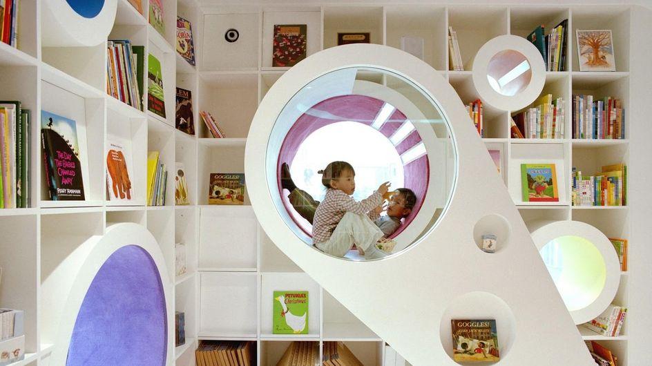 ¡Haz sus sueños realidad! 10 casas pensadas por y para niños