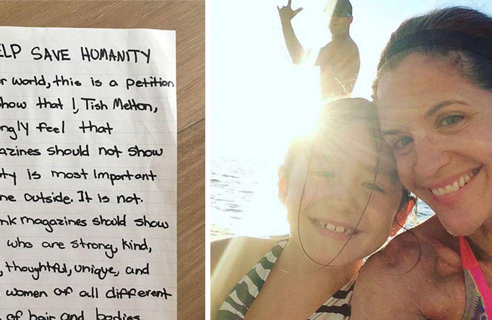 Alle Frauen sollten das gleiche Recht haben Diese 10-Jährige macht uns mit ihrer Petition Hoffnung