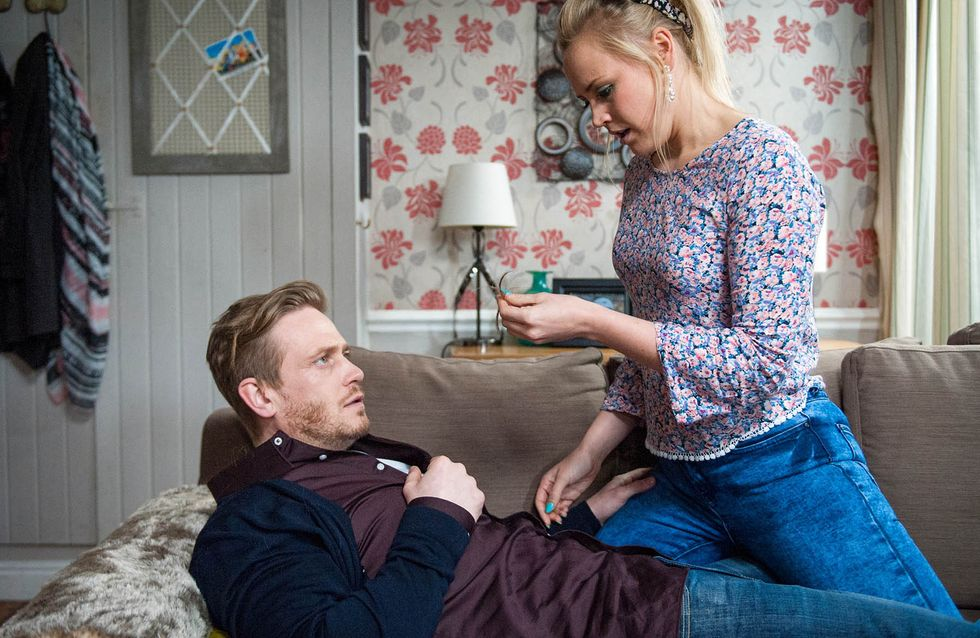 Emmerdale 06/6 - Belle is forced to apologise to Bailey